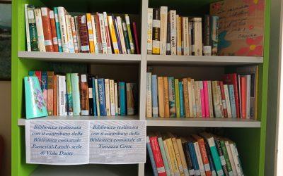 La Biblioteca della Fondazione Madonna della Bomba